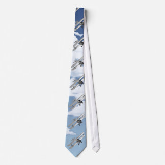 Vintage Plane Tie