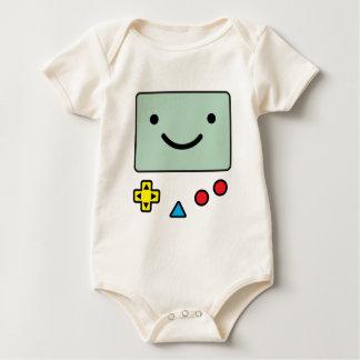 Vintage Pocket Game Baby Bodysuit