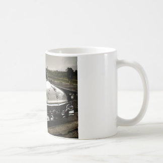 Vintage Police Car Coffee Mug
