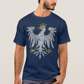 Vintage Polish Eagle Dark t shirt