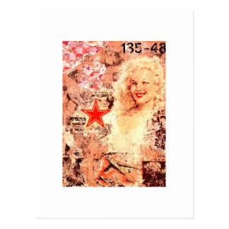 Vintage Pop postcard