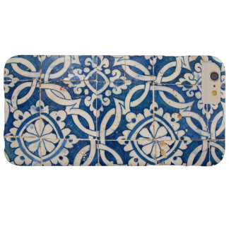 Vintage portuguese azulejo barely there iPhone 6 plus case