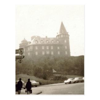 Vintage Postcard - Genovevaburg Mayen
