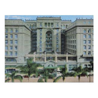 vintage postcard Hotel Ulysses S. Grant San Diego
