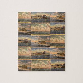 "Vintage Postcards ""Kelley's Island""  Puzzle"