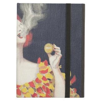 Vintage Poster Cachou Lajaunie Case For iPad Air