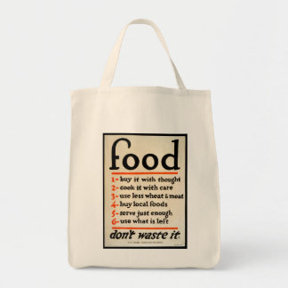 Vintage Poster Grocery Tote Grocery Tote Bag