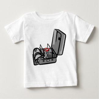 Vintage Pressure Camp Stove Baby T-Shirt