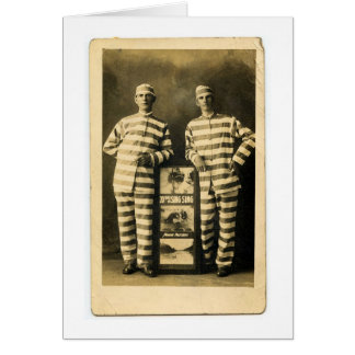 Vintage Prisoners Card