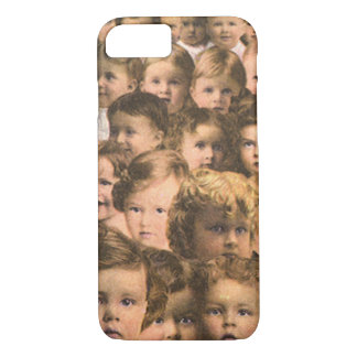 Vintage Product Label Art, Eskay's Baby Food iPhone 7 Case