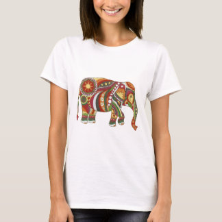 Vintage Psychedelic Elephant T-Shirt