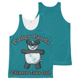 Vintage Pudgy panda shirt