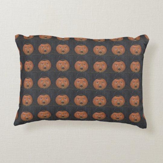Vintage Pumpkin Pillow