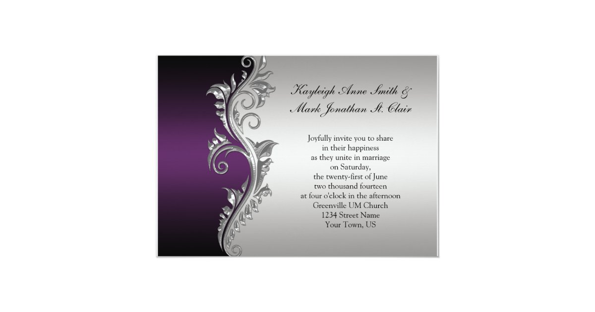 Wedding Decorations Business Card