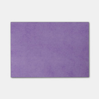 Vintage Purple Paper Parchment Background Template Post-it Notes