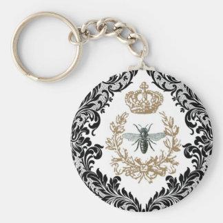 Vintage Queen Bee...keychain Keychain
