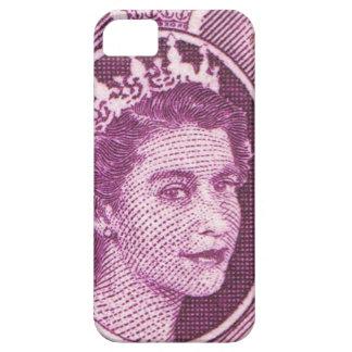 Vintage Queen Elizabeth Fiji Case For The iPhone 5
