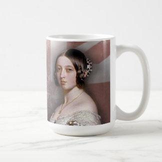Vintage Queen Victoria Coffee Mug