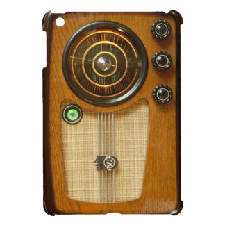 (vintage radio) iPad mini iPad Mini Case