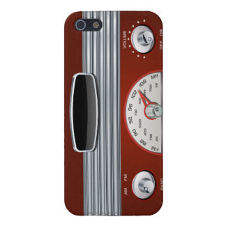Vintage Radio iPhone 5 Case