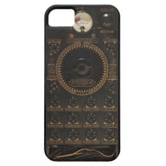 Vintage Radio iPhone 5 Cases