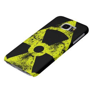 Vintage Radioactive Samsung Galaxy S6 Cases