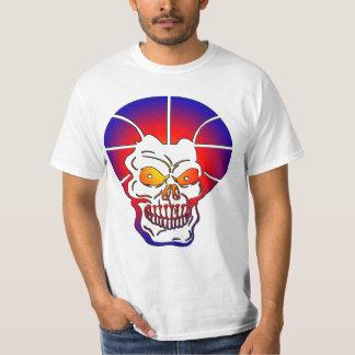 Vintage Rainbow Skull T-shirt