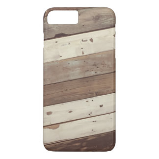 Vintage Reclaimed Wood Panel iPhone 7 Plus Case