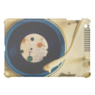 Vintage Record player iPad Mini Cases