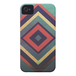 Vintage rectangular colorful iPhone 4 covers