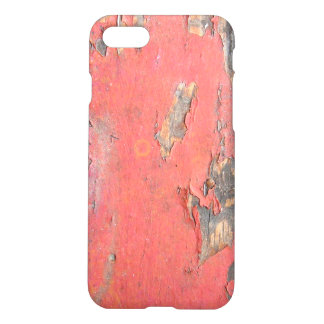 Vintage Red Barn Wood iPhone 8/7 Case
