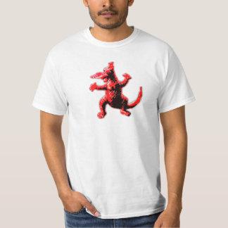 Vintage Red Dragon T-Shirt