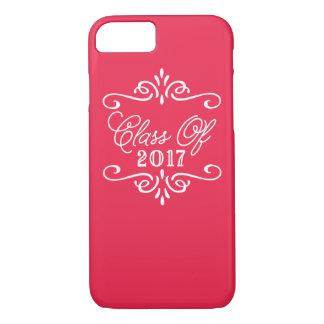 Vintage Red | Graduation iPhone 7 Case