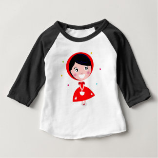 VINTAGE RED RIDING HOOD BABY T-Shirt