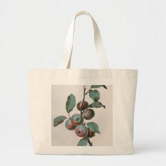 Vintage Redoute Apples Bag