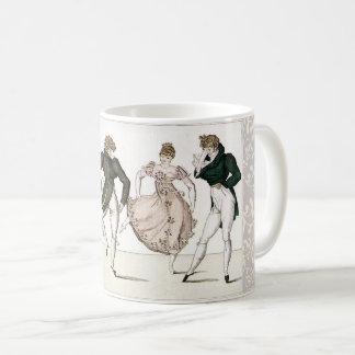 Vintage Regency and Jane Austen Period Mug