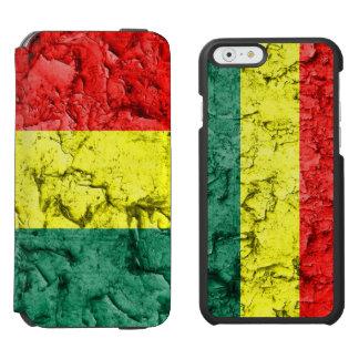 Vintage reggae flag incipio watson™ iPhone 6 wallet case