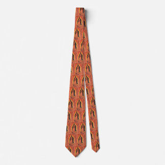 Vintage Religion, Virgin Mary, Lady of Guadalupe Tie