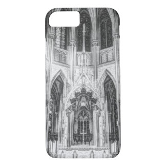 Vintage religious Gothic catholic church cathedral Case-Mate iPhone Case