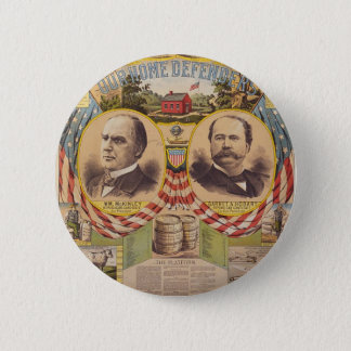 Vintage Republican Party Presidential Campaign 2 Inch Round Button