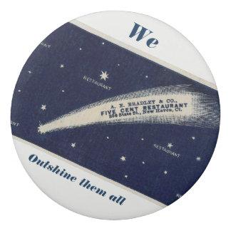 Vintage-restaurant-Advertisement Eraser
