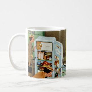 Vintage Retail Business, Appliance Showroom Shop Mug