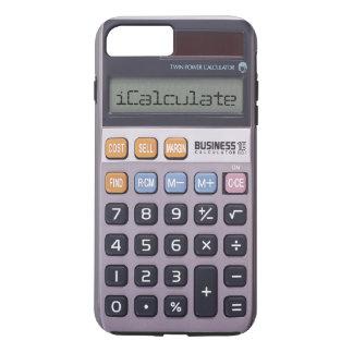 Vintage Retro Calculator iPhone 7 Plus Case