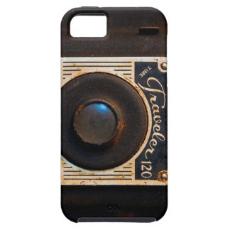 Vintage Retro camera iPhone 5 Covers