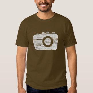 Vintage Retro Camera T-shirt