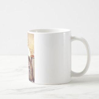 Vintage Retro Gil Elvgren Nurse Pin Up Girl Coffee Mugs