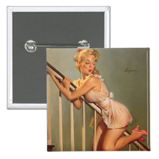 Vintage Retro Gil Elvgren Pin Up Girl