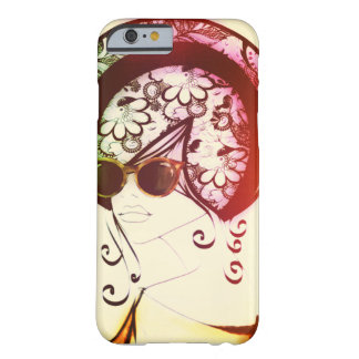 Vintage Retro Glam iphone 6 Case