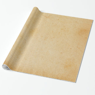 Vintage Retro Gold Brown Paper Parchment