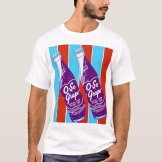 Vintage Retro Ktsch Beverages Oh-So Soda Bottle T-Shirt